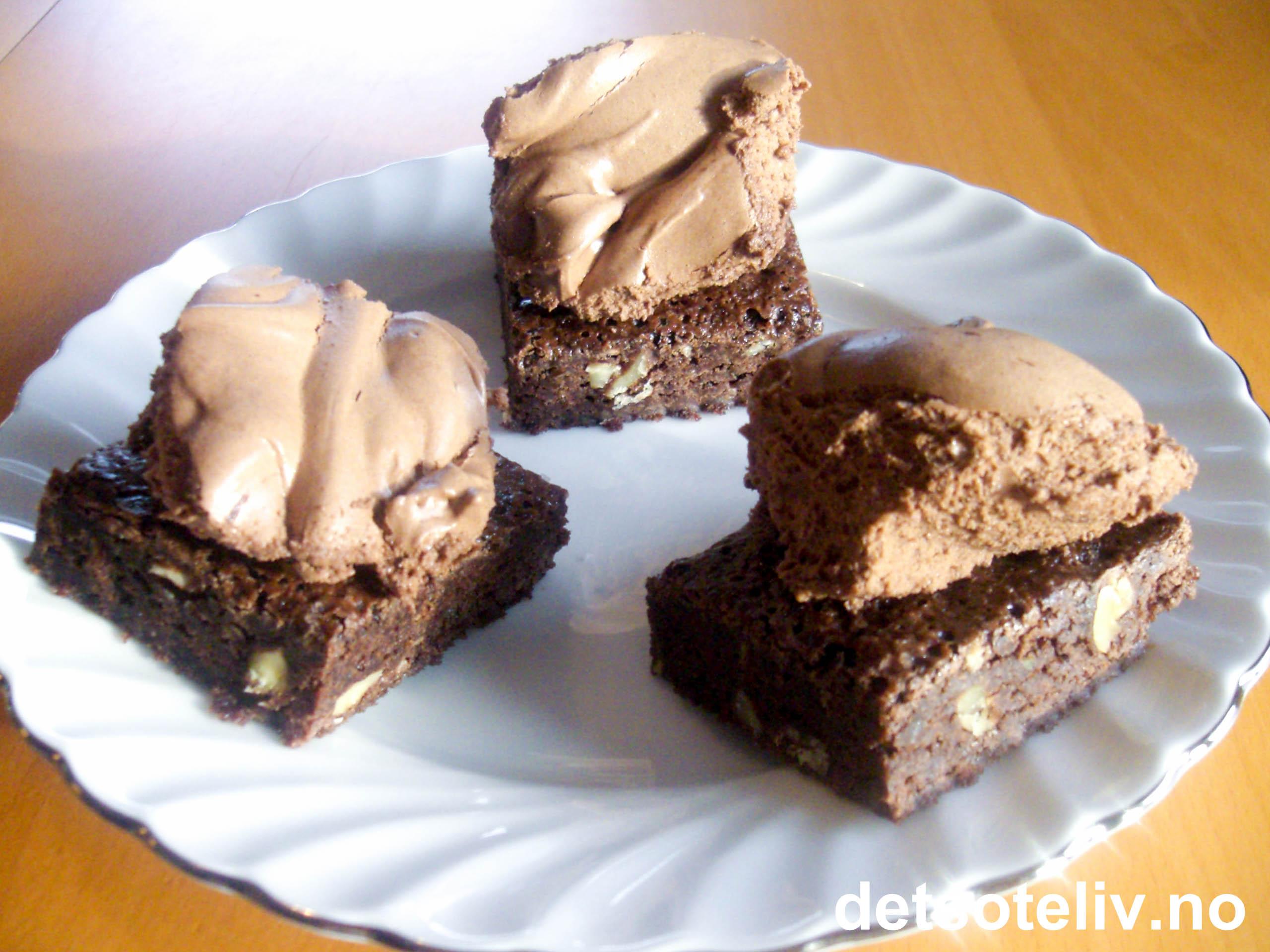 Cake Pops Brownies Oppskrift