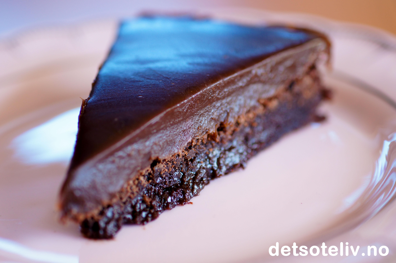 kladdekake sjokolade