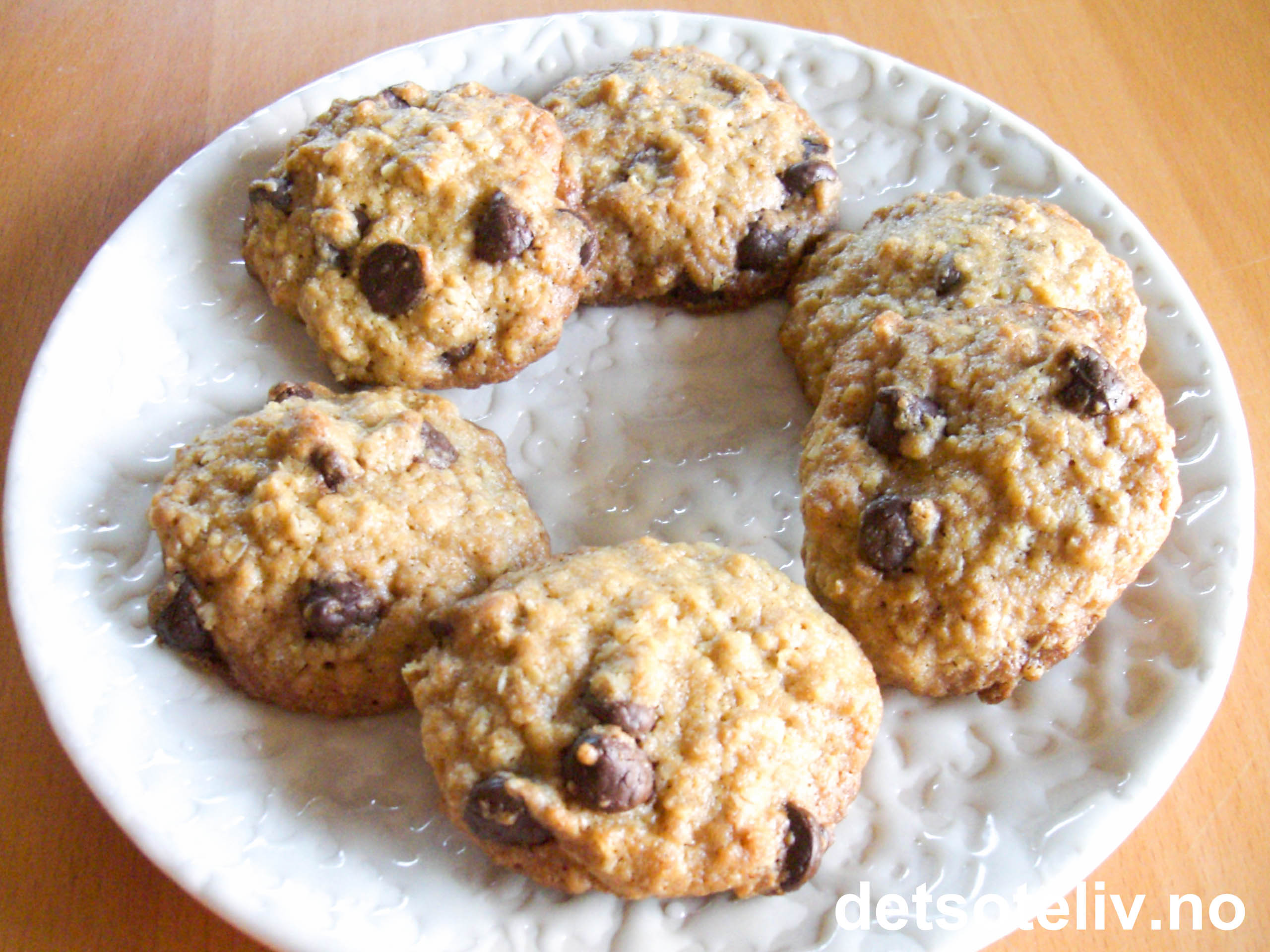 Hillary Clinton's Chocolate Chip Cookies | Det søte liv