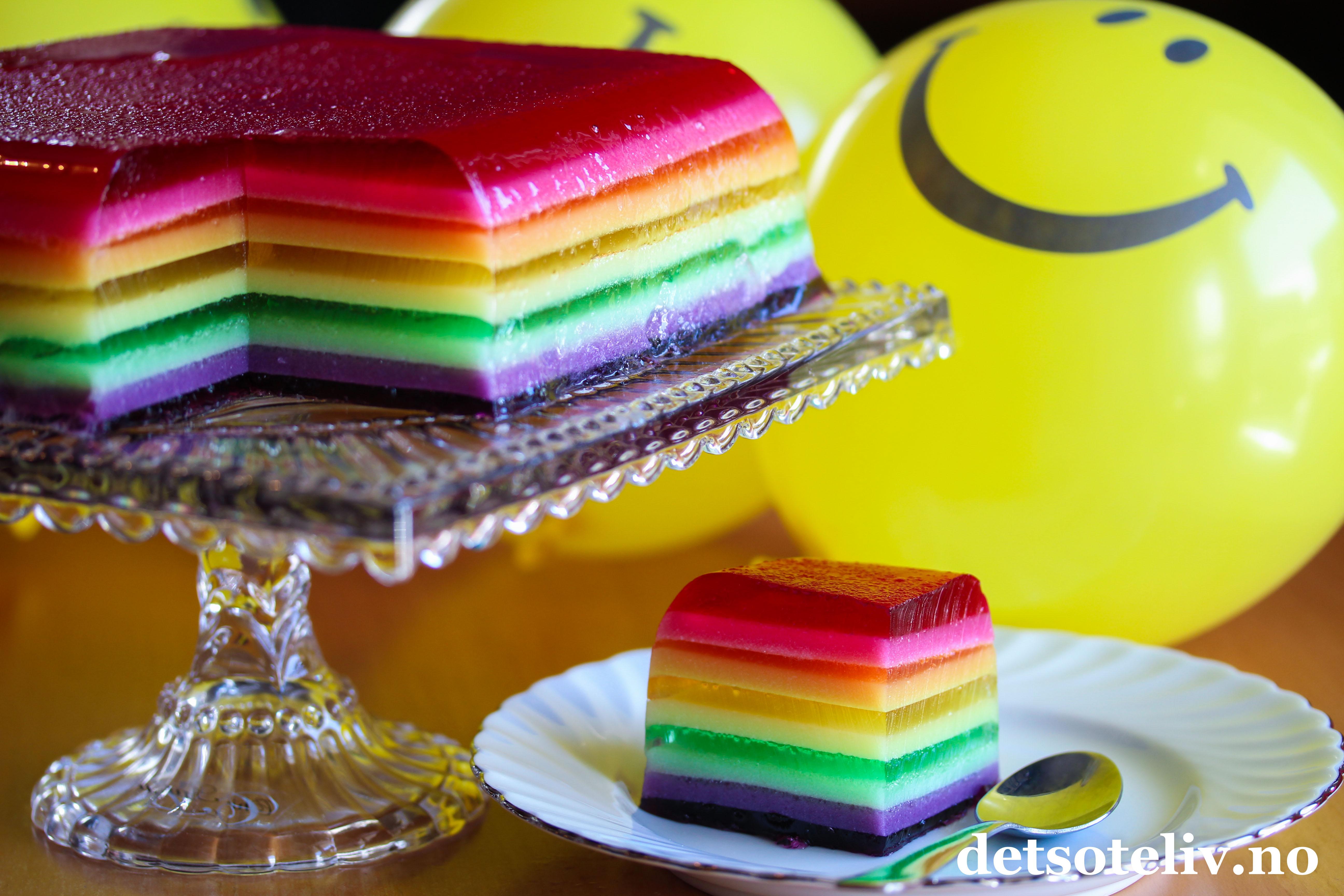 Gel 233 Kake Jelly Cake Andre Gel 233 Tips Det S 248 Te Liv
