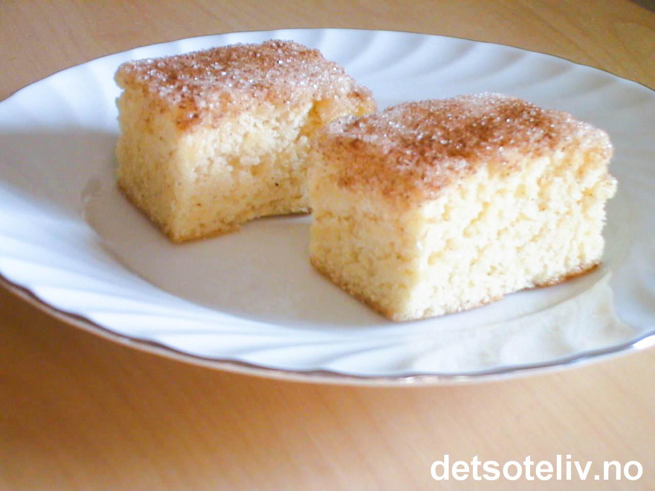 kaker uten gluten