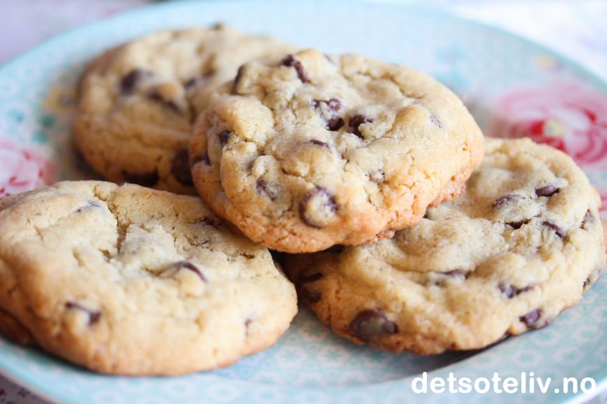 Oppskrift cookies uten brunt sukker dating