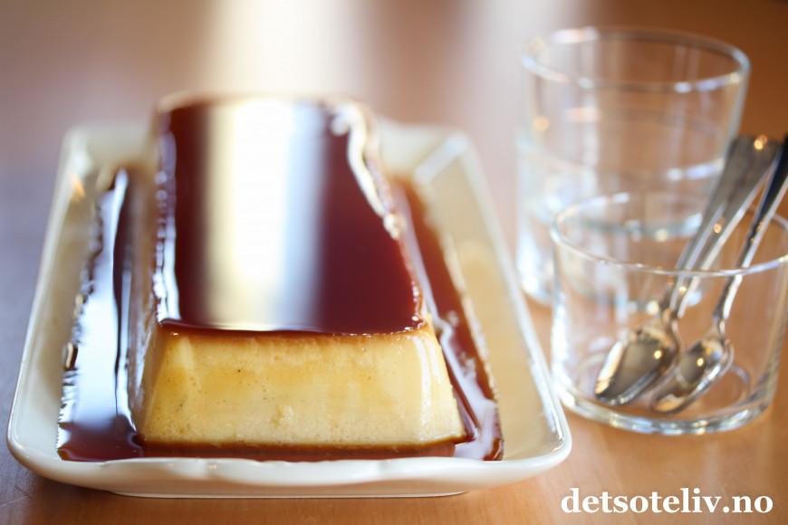 Tips Avlangt Kok : Karamellpudding med kondensert melk  Det sote liv