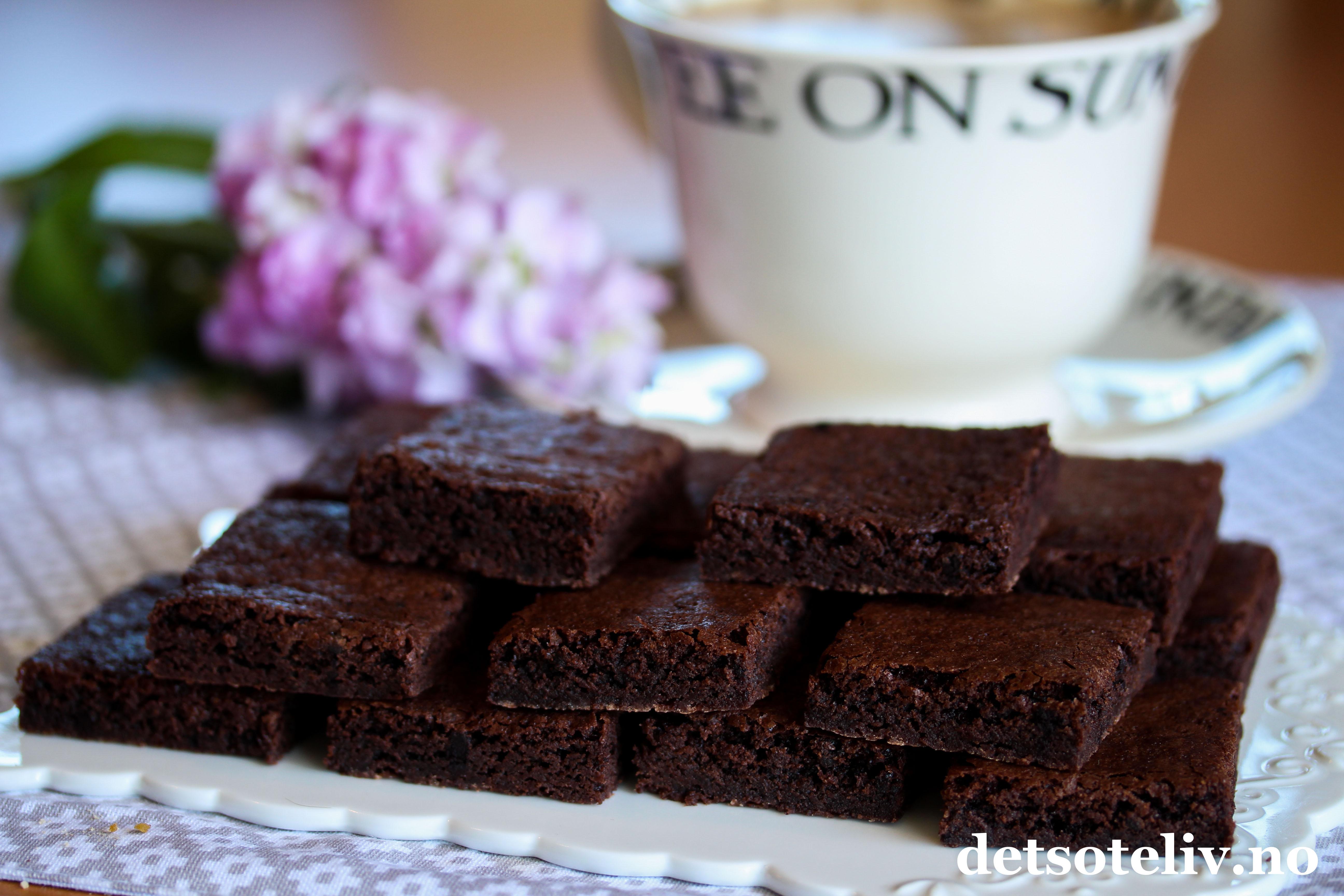 Brownies oppskrift uten sukker dating