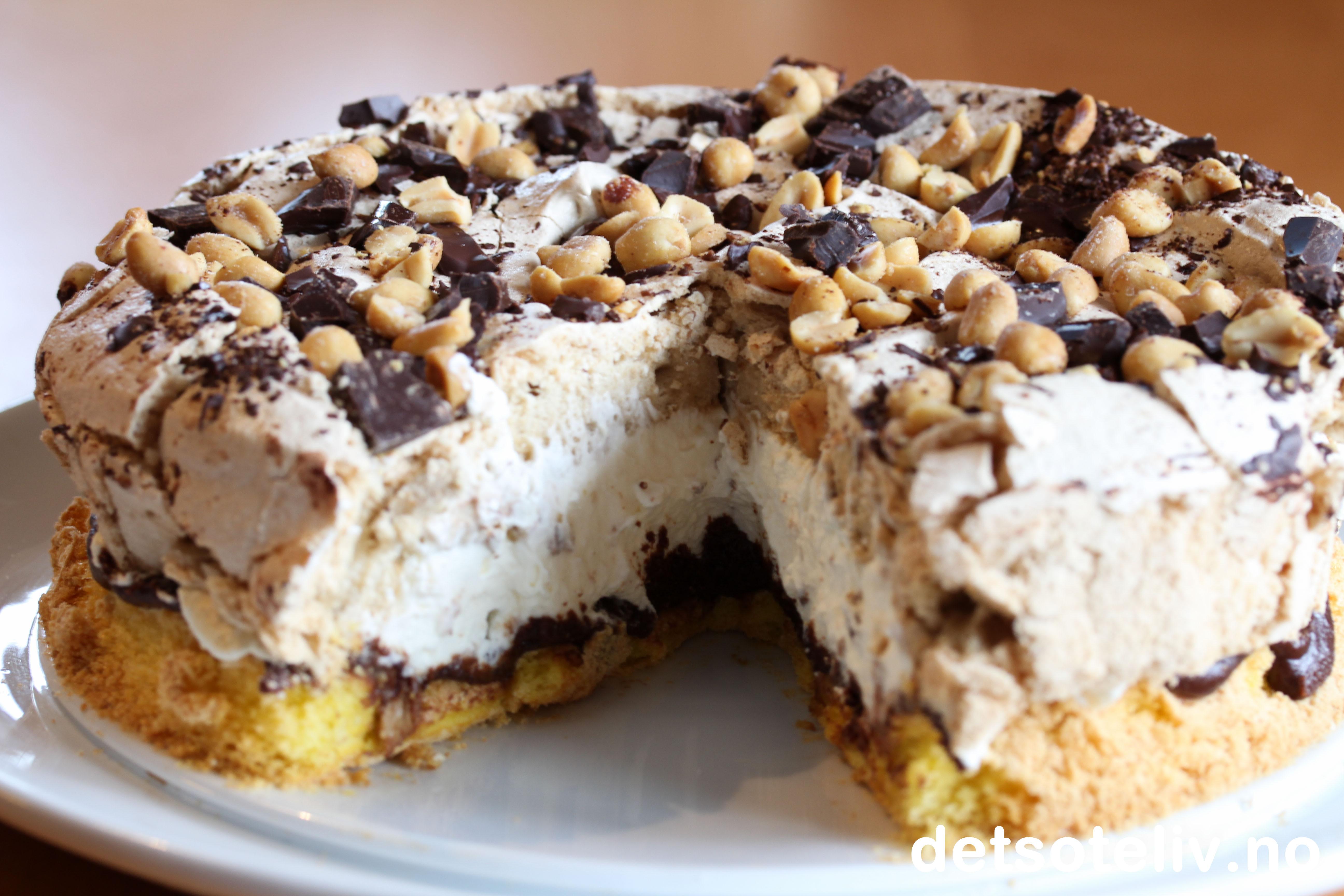 kake med marengs